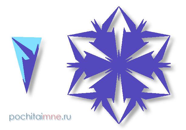 3 способа вырезать красивую снежинку. Вырезать снежинку онлайн?