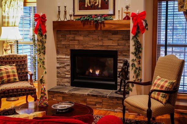 7 способов украшения дома к Новому Году