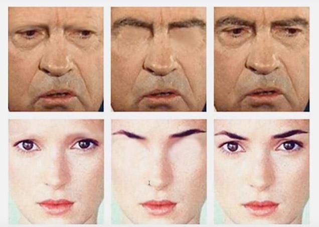 Для чего нужны брови? Эксперимент от Профессора Кислых Щей