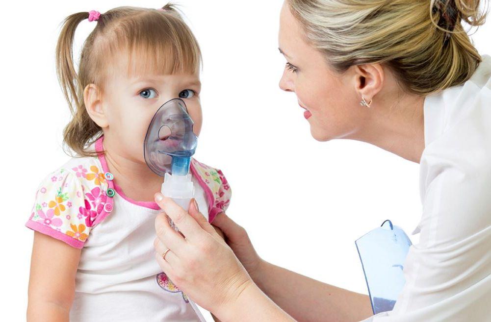 Эффективность лечения небулайзером