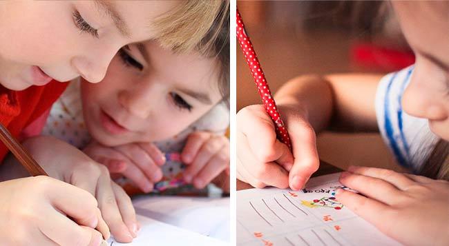 Прописи для детей 3-7 лет. Обводим буквы и цифры по точкам.
