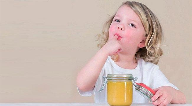 Вся правда о пользе меда для детей