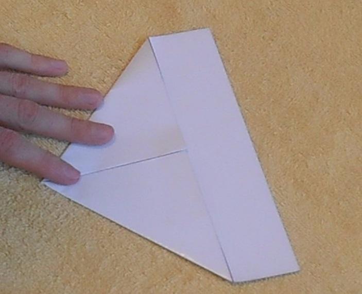 лодочка из бумаги